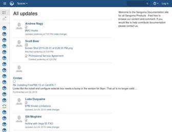 wiki.freepbx.org screenshot