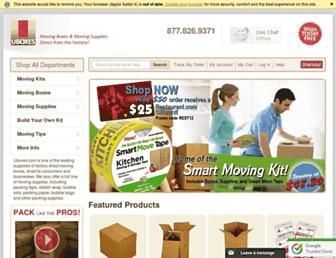 Thumbshot of Uboxes.com