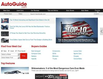 autoguide.com screenshot