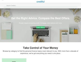crediful.com screenshot