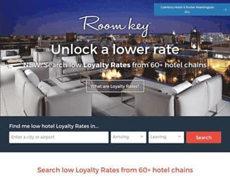 Thumbshot of Roomkey.co.uk