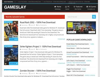 gameslay.net screenshot