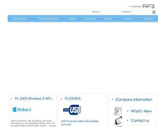 prolific.com.tw screenshot