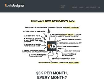 1stwebdesigner.com screenshot