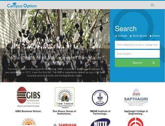 campusoption.com screenshot