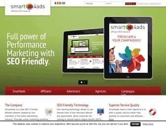 Thumbshot of Smart4ads.com