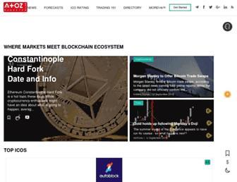 atozmarkets.com screenshot