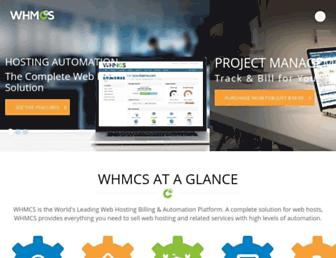 Thumbshot of Whmcs.com