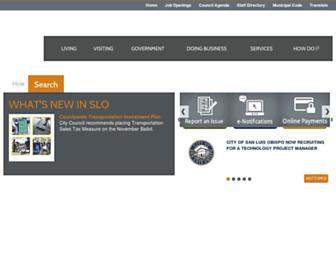 slocity.org screenshot