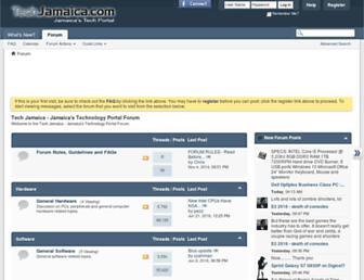 techjamaica.com screenshot