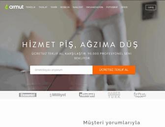 armut.com screenshot