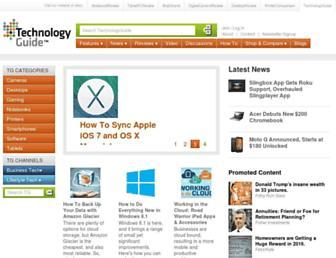 Thumbshot of Technologyguide.com