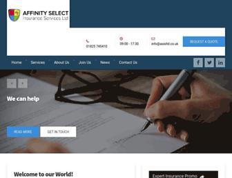 asisltd.co.uk screenshot