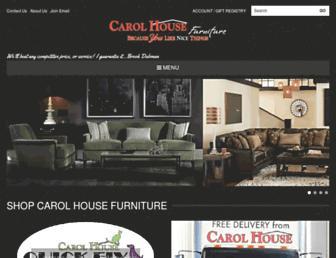 carolhouse.com screenshot