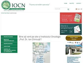 iocn.ro screenshot