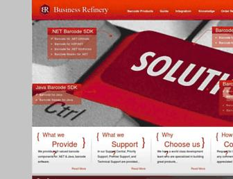 businessrefinery.com screenshot