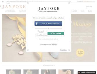 Thumbshot of Jaypore.com
