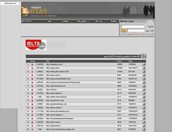 Thumbshot of Persianstat.com