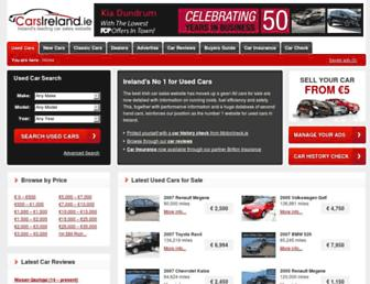 carsireland.ie screenshot
