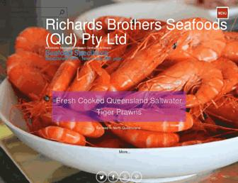 Thumbshot of Richardsbrothersseafoods.com.au