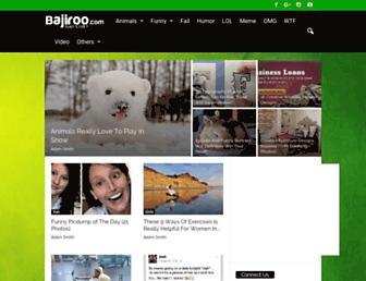 Thumbshot of Bajiroo.com