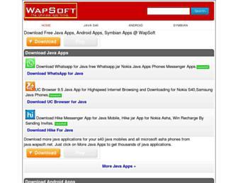 wap.softbox.wapka.mobi screenshot