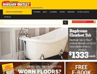 Thumbshot of Bargain-outlets.com