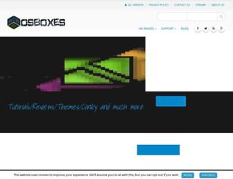 osboxes.org screenshot