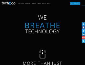 techugo.com screenshot
