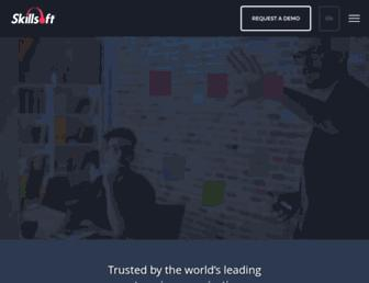 Thumbshot of Skillsoft.com
