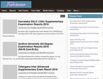 education.fokri.com screenshot