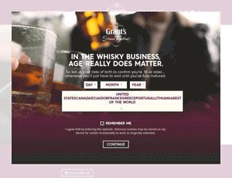 Thumbshot of Grantswhisky.com
