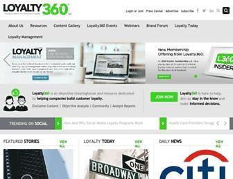 Thumbshot of Loyalty360.org