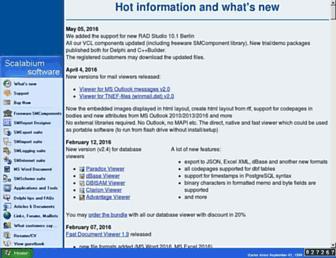 scalabium.com screenshot