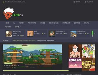 grekou.com screenshot