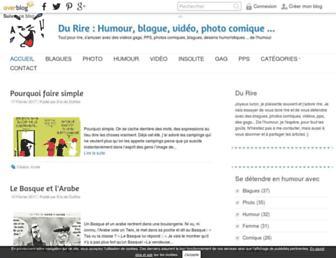 durire.overblog.com screenshot