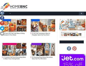 homebnc.com screenshot