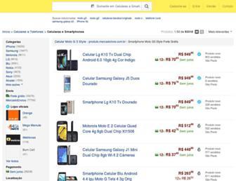 celulares.mercadolivre.com.br screenshot