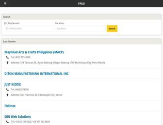ph.ypgo.net screenshot