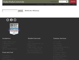 gab.wallawalla.edu screenshot