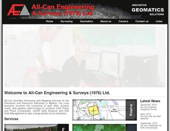 all-can.com screenshot