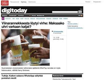 Thumbshot of Itviikko.fi
