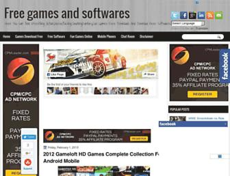 mobile-galaxy-blog.blogspot.com screenshot