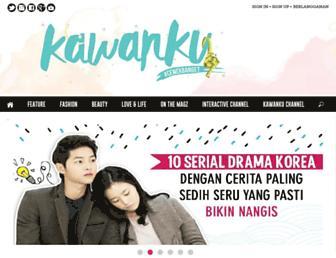 Thumbshot of Kawankumagz.com