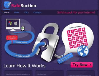 Thumbshot of Safesuction.com