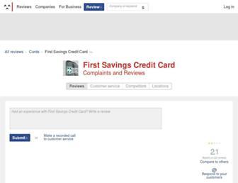 7839a4cf568e085b727d9f8199f0f8aeaf53e546.jpg?uri=first-savings-credit-card.pissedconsumer