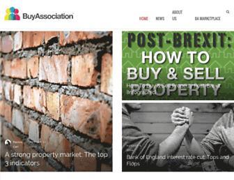 buyassociation.co.uk screenshot