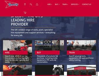 speedyservices.com screenshot
