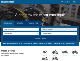 motos.salaodocarro.com.br screenshot