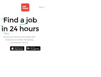 jobtoday.com screenshot